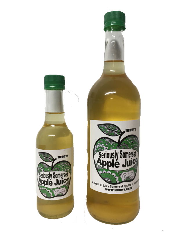 Seriously Somerset apple juice