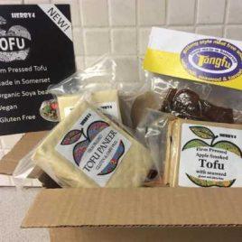 Tofu selection box