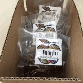Tofu box 6 x 60g packets Tongfu